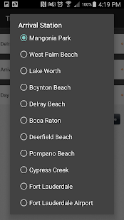 Tri-Rail- screenshot thumbnail