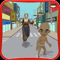 Temple Baby Run 3D icon
