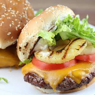 Red Robin Bonzai Burger.