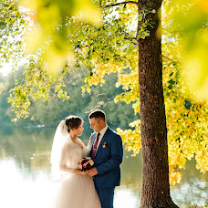 Wedding photographer Elena Proskuryakova (ElenaNikitina). Photo of 25.09.2017