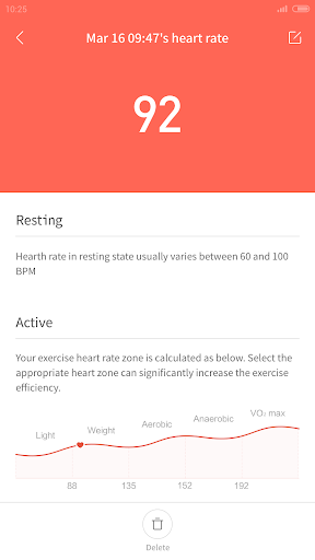 Mi Fit 3.3.0 screenshots 4