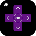 Remote for ROKU TVs / Devices : Codematics icon
