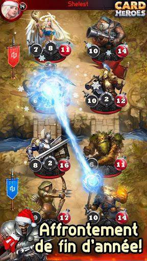 Card Heroes - Jeu de cartes en ligne (CCG/TCG/RPG)  captures d'écran 2