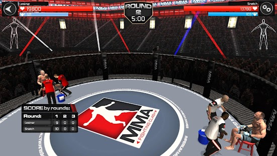 MMA Fighting Clash- screenshot thumbnail