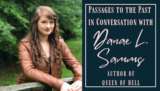 Interview & Giveaway: Queen of Hell by Danae L. Samms