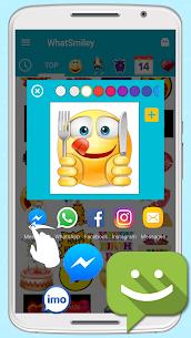 WhatSmiley – ابتسامات  وأشكال تعبيرية وملصقات 2
