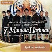 Novel 7 Manusia Harimau