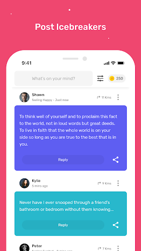 Profoundly: Chat, Video & Games Apk 1