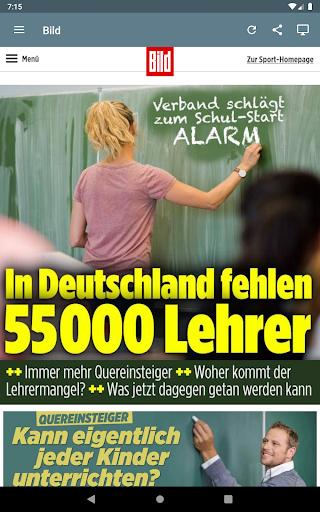Deutsche Zeitungen  screenshots 19