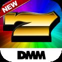 パチンコ・パチスロ(スロット)無料アプリDMMぱちタウン icon