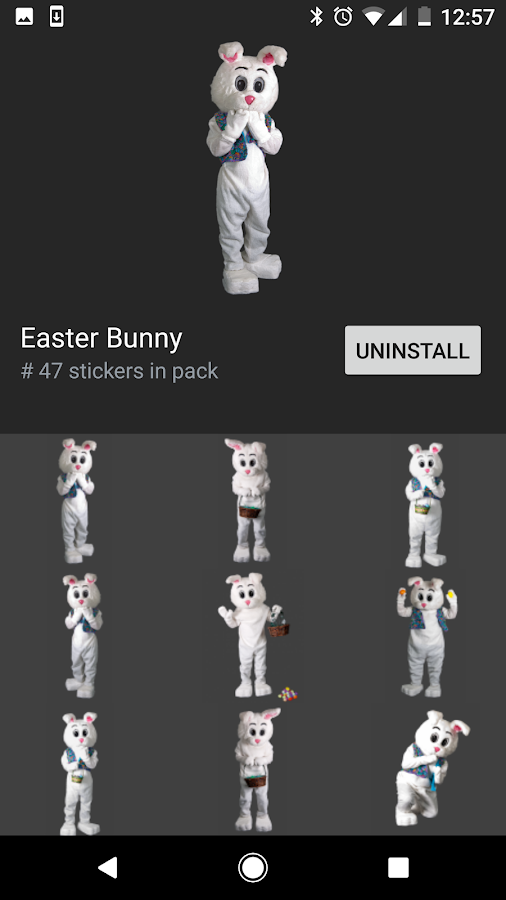 CATCHY PHOTO Editor Easter- screenshot