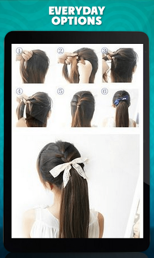 Curly Hairstyle Step By Step