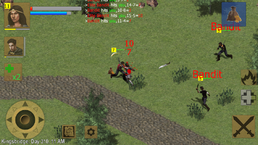 Exiled Kingdoms RPG  screenshots 4
