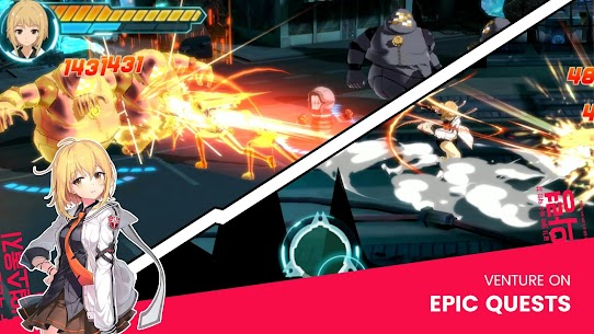 SoulWorker Anime Legends MOD APK [Mod Menu + DMG MULTIPLE] 1