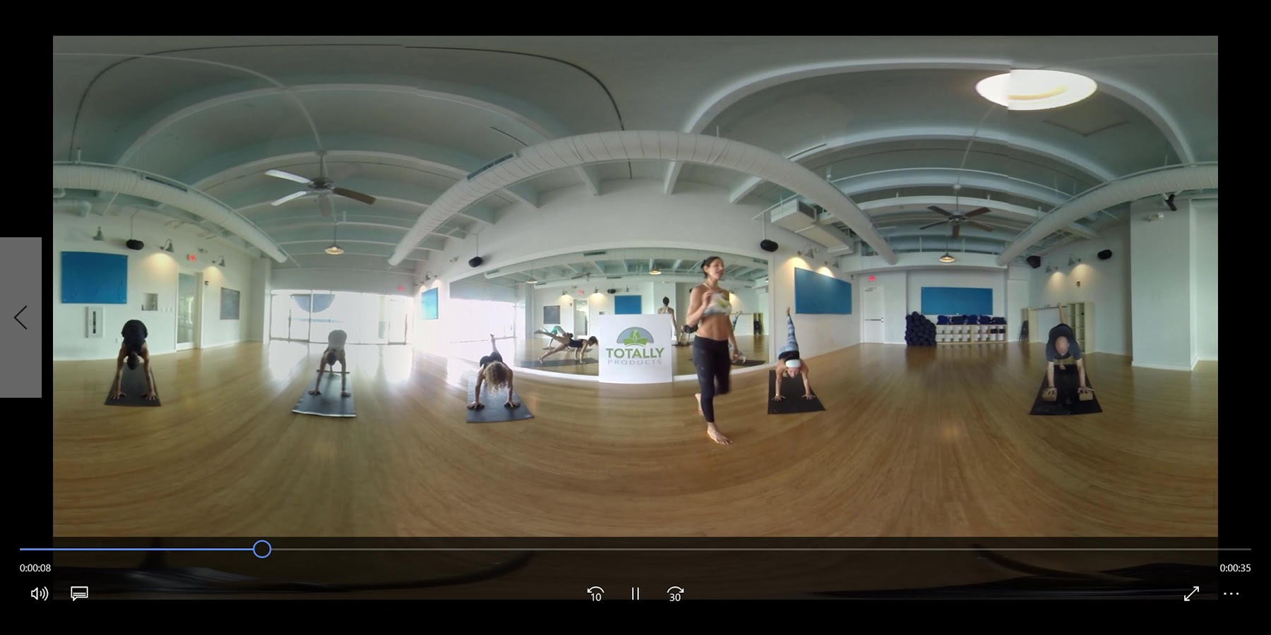 Yoga Joint VR Experience- screenshot