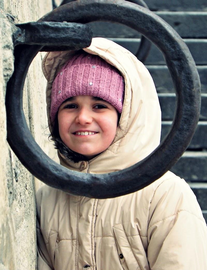 Cerchi e sorrisi  di viola94