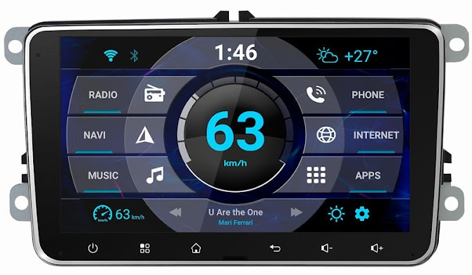 Car Launcher AG Android 5