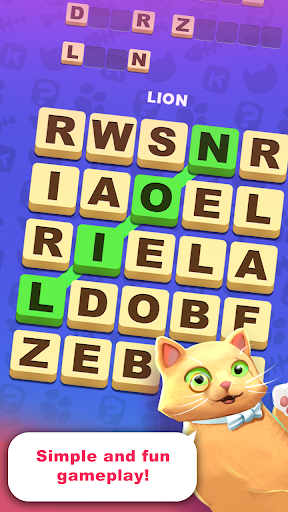 Kitty Scramble: Word Finding Game  {cheat|hack|gameplay|apk mod|resources generator} 2