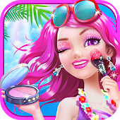 Makeup Salon - Beach Party