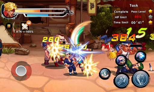 Kung Fu Attack 4 screenshot 5