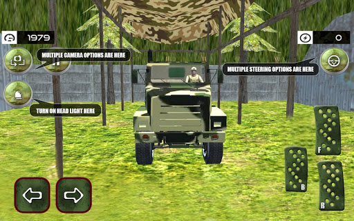 Army Truck Driver Game 3D|玩模擬App免費|玩APPs