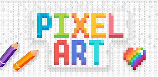 Pixel Art: Color by Number Game APK