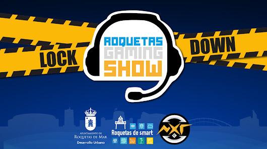Más de 1.000 'gamers' se darán cita en el Roquetas Gaming Show Lockdown Edition