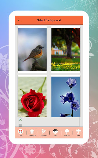 Write Hindi Poetry on Photo  screenshots 4
