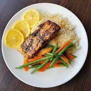 Atlantic Salmon Dinner