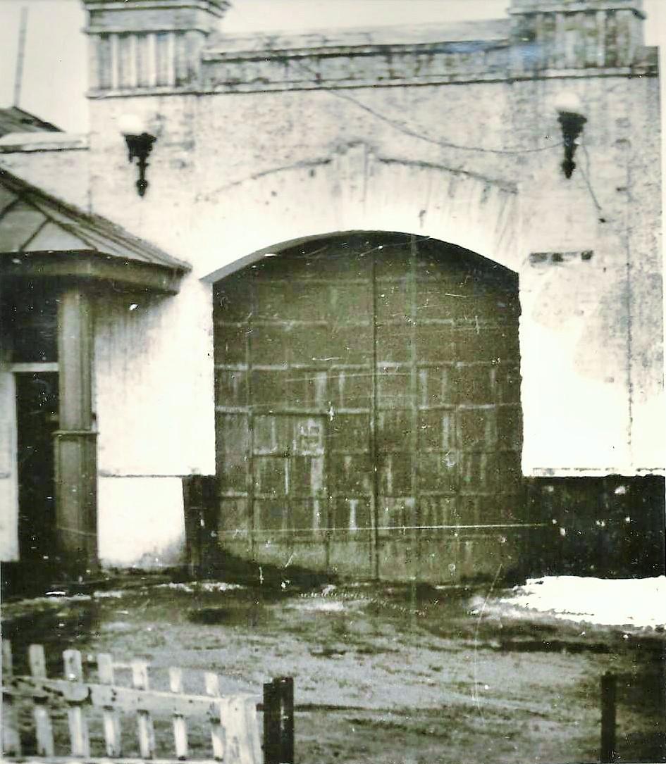Головні ворота холодногірської тюрми. Отут починалася трагедія. І не одна!