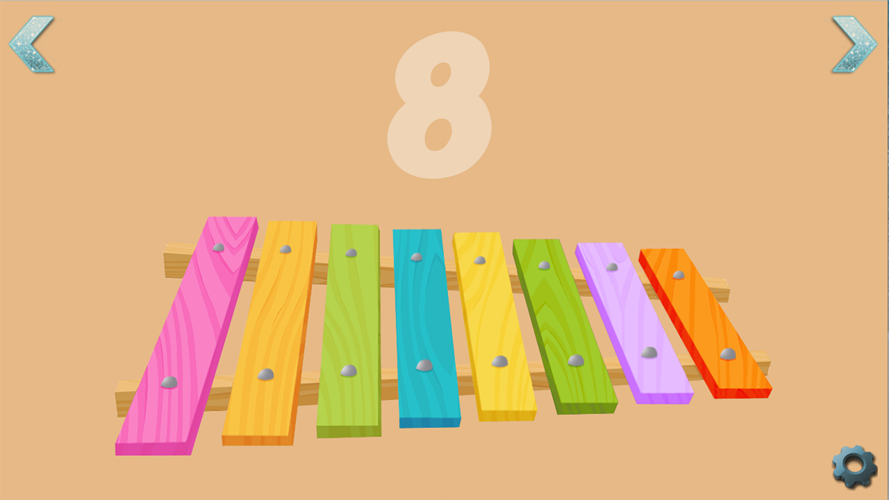 Baby numbers - Learn to count- screenshot