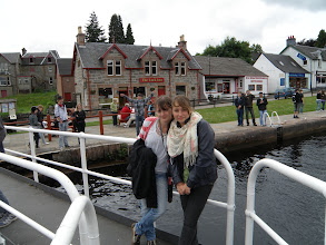 Photo: Zdymadla Fort Augustus