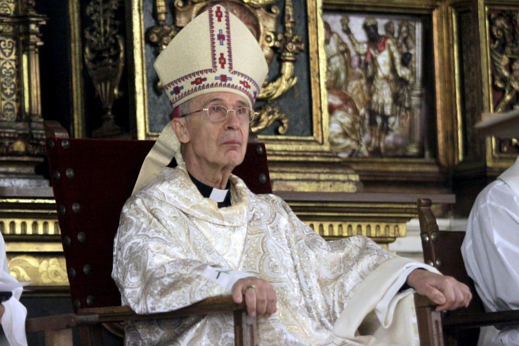 Resultado de imagen de cardenal ladaria