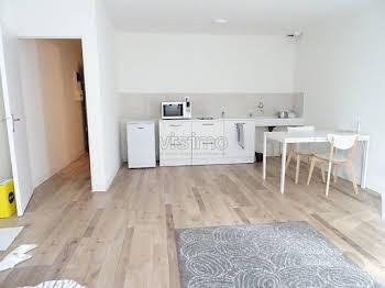 Appartement meublé 27 m2