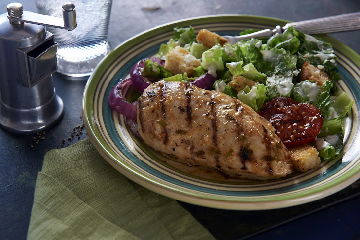 Tim Love'S Zesty Grilled Chicken Recipe