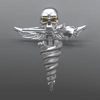 SkullSnake(スカルスネーク) ;*プロ用組み立て式*