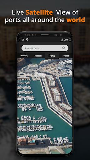 Marine finder: Vessel navigation & ship tracker screenshot 2