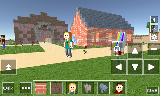 My Craft Horse Stables apkpoly screenshots 1