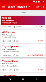 Virgin Active UK- screenshot thumbnail