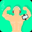 Workout & Fitness Motiv Music. icon
