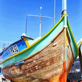 by John Bonanno - Transportation Boats