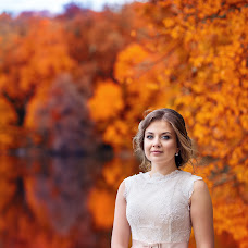 Wedding photographer Alina Rudovskaya (Coffemolka). Photo of 02.10.2016