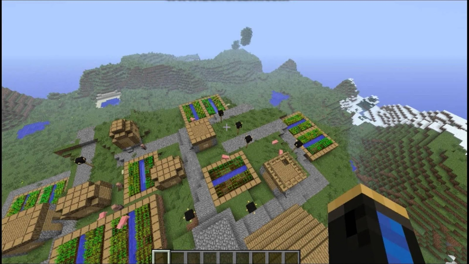 Village seed for minecraft android apps on google play village seed for minecraft screenshot sciox Images
