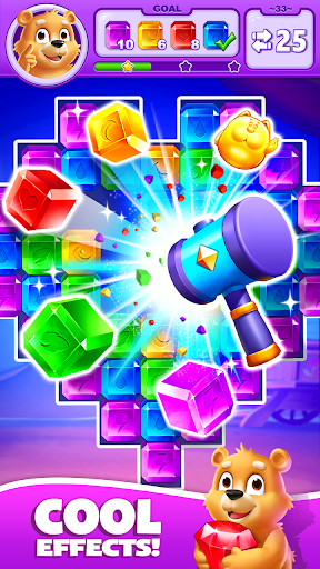 Jewel Match Blast - Classic Puzzle Games 2019 screenshots 9