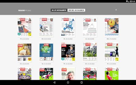 Kleine Zeitung ePaper 3.0.12 screenshot 1298920