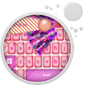 Pink Candy Keyboard Android APK Download Free By Keyboard Themes HD