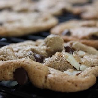 Flourless Almond Butter Cookies.