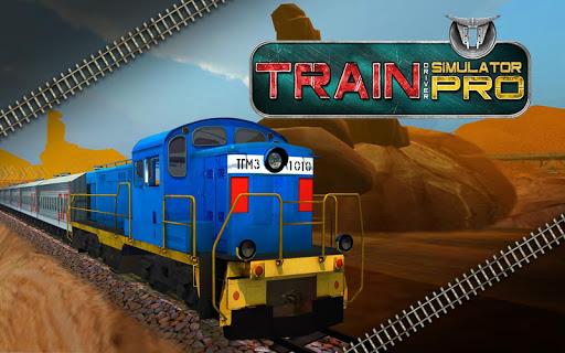 Train Driver Simulator Pro