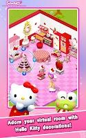 Screenshot of Hello Kitty Jewel Town!