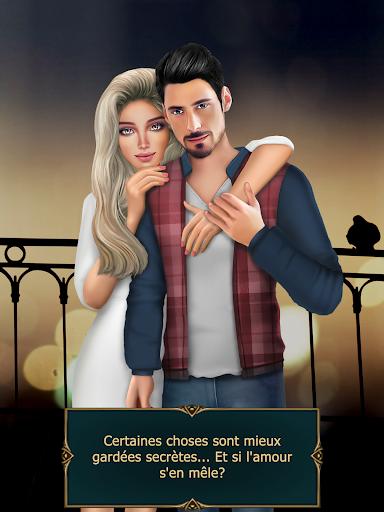 Le Secret du Passu00e9 - Jeux d'amour Vampire  captures d'u00e9cran 1